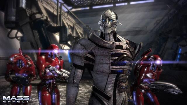 BioWare repasa 10 años de Mass Effect con un vídeo