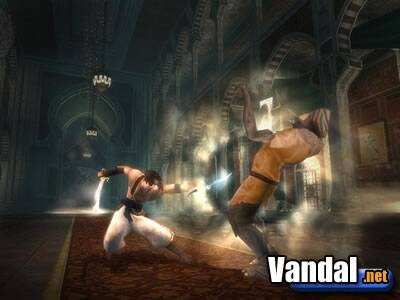 Web oficial e imágenes de Prince of Persia: The Sands of Time