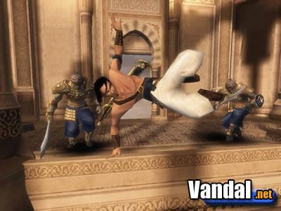 Nuevas imágenes y vídeo de Prince of Persia: The Sands of Time