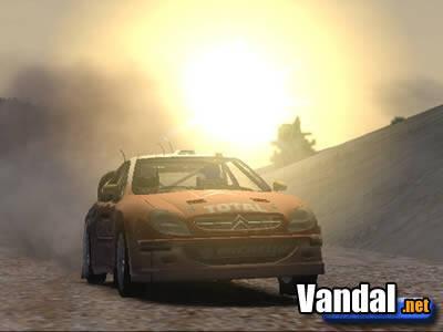 Nuevas imágenes de Colin McRae Rally 4 en PS2