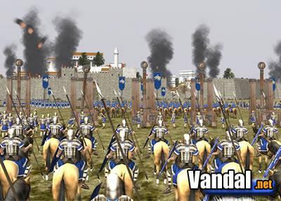 Nuevas imágenes de Rome: Total War