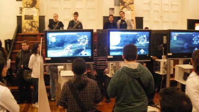 Asistimos a la presentación de Monster Hunter Tri