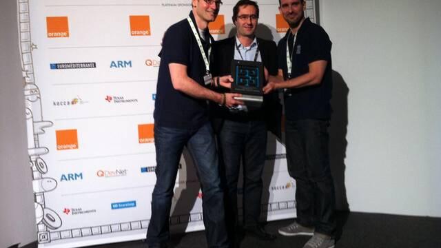 Entregados los premios IMGA a juegos para móviles