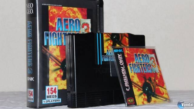 Vendido un juego de Neo Geo por 30.000 dólares