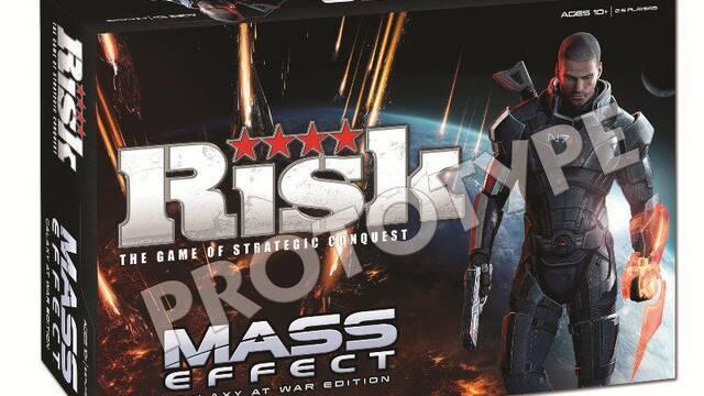 Risk nos presenta Mass Effect: Galaxy at War