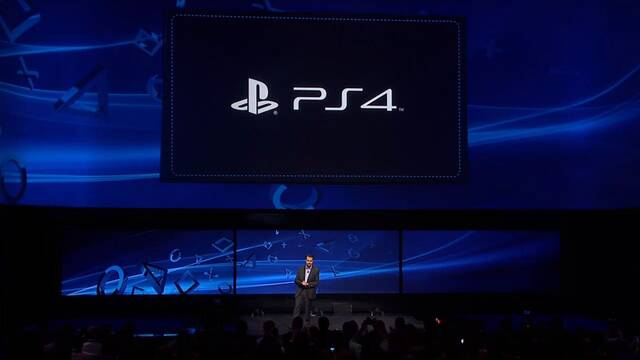 PlayStation 4 es oficial