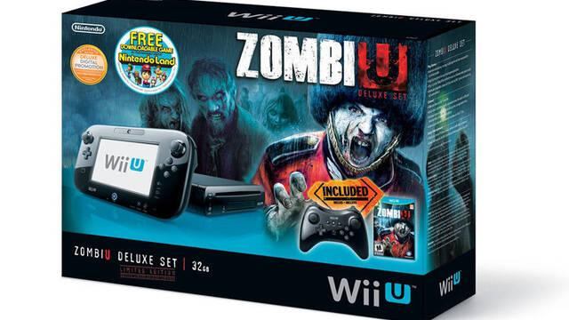 Estados Unidos recibirá un pack especial de Wii U con ZombiU