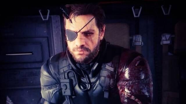 Metal Gear Solid V: The Phantom Pain se muestra en nuevas imágenes