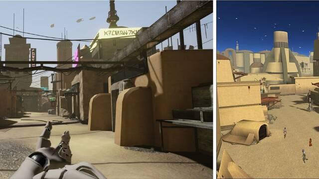 Un grupo de fans trabaja en recrear con Unreal Engine 4 el clásico Caballeros de la Antigua República