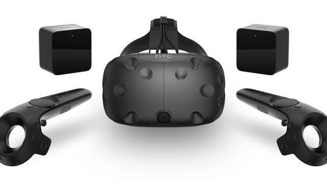 Las gafas de realidad virtual HTC Vive se lanzarán en abril y costarán 799 dólares