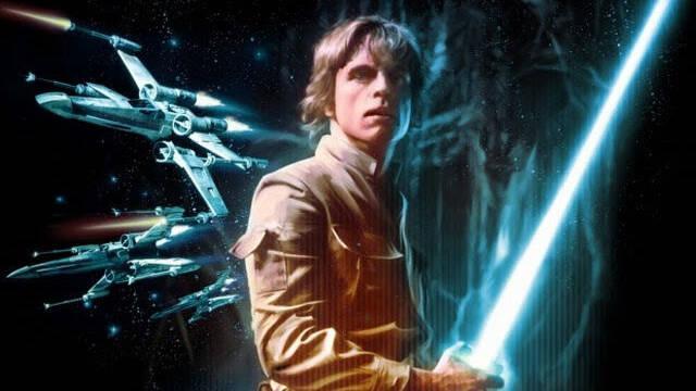 Un juego cancelado de Star Wars Episode VII estaba protagonizado por el hijo de Luke