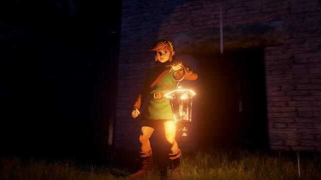 Un aficionado recrea en Unreal Engine 4 los primeros pasos de Zelda: A Link to the Past