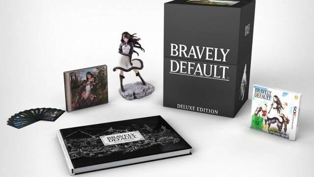 Gana con Vandal una edición coleccionista del primer Bravely Default