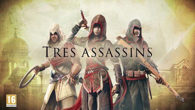 Tráiler de lanzamiento de Assassin's Creed Chronicles