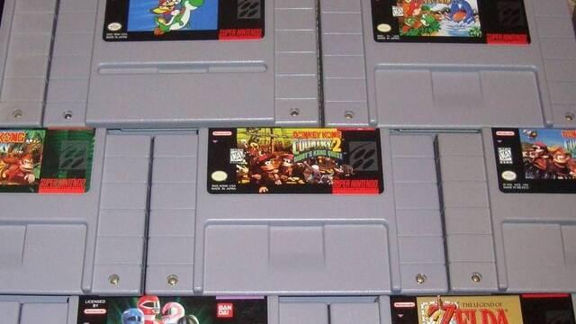 Una empresa de mensajería pierde 100 valiosos juegos de Super Nintendo