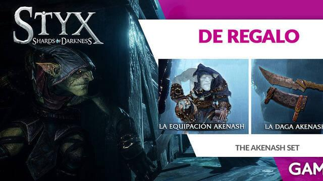 Recibe un DLC gratis para Styx: Shards of Darkness por su compra en GAME
