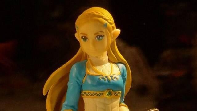 Nuevas imágenes de los amiibo de Zelda y Bokoblin