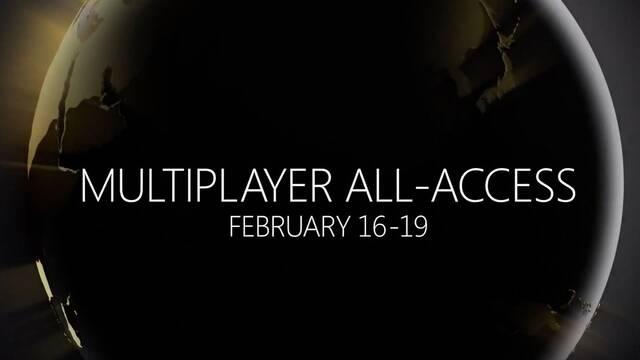 Arranca el fin de semana gratuito en Xbox Live hasta el 19 de febrero