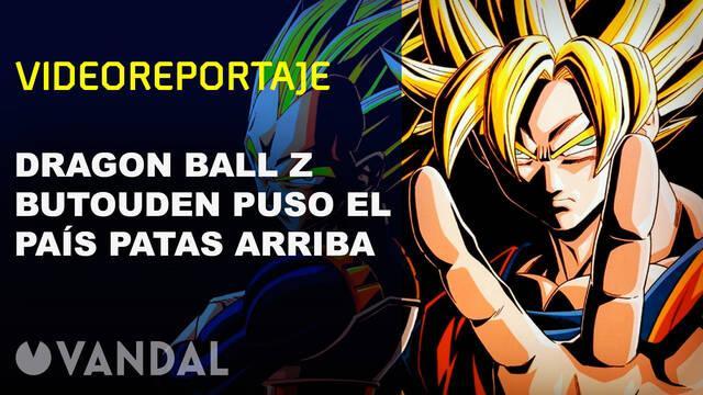 Vandal TV: Dragon Ball Z Butouden puso el país patas arriba