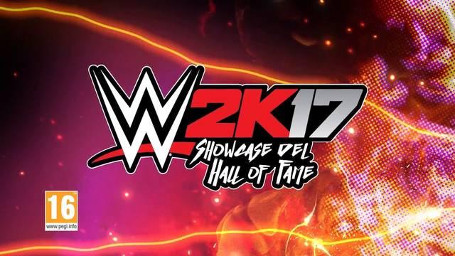 El DLC 'Showcase del Hall of Fame' para WWE 2K17 ya está disponible