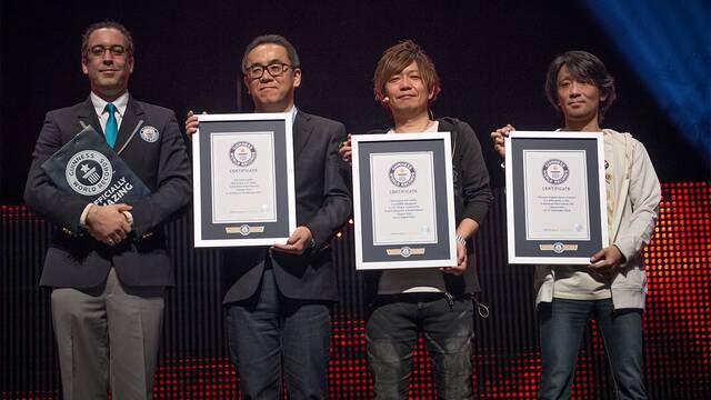 Final Fantasy obtiene tres nuevos récords Guinness