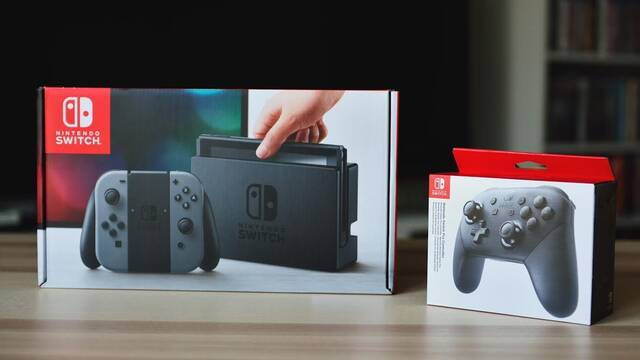 Game presenta su Plan Renove para Nintendo Switch