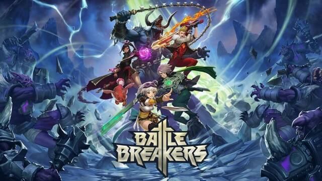 Battle Breakers es lo nuevo de Epic Games para PC y dispositivos móviles
