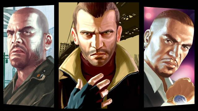 GTA IV y Episodes from Liberty City ya son retrocompatibles con Xbox One