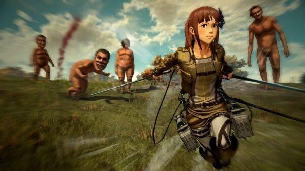Attack on Titan 2 muestra su sistema de combate