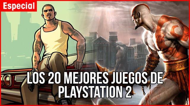Vandal TV: Los 20 mejores juegos de PlayStation 2