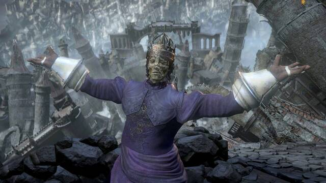 Un jugador obtiene los 8 récords mundiales de Dark Souls III
