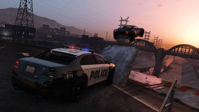 Le detiene la policía y le echa la culpa a Grand Theft Auto