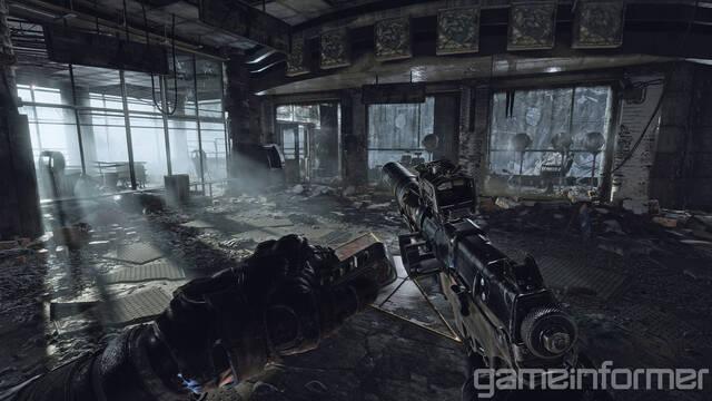 Metro Exodus se muestra en nuevas imágenes