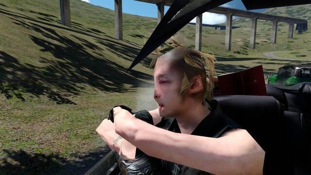 Así luce Final Fantasy XV con los requisitos más bajos