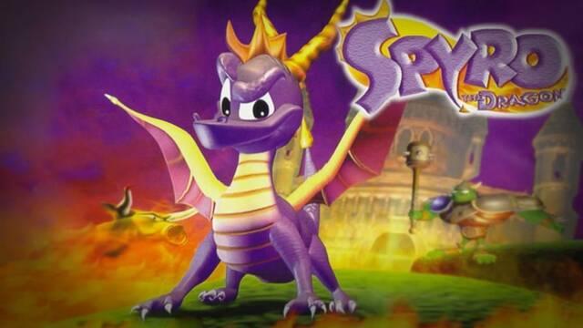 Rumor: La trilogía Spyro the Dragon remasterizada llegará a PS4 este año