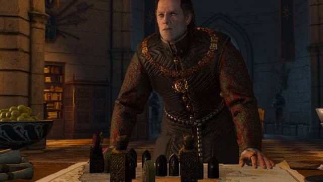 Una audiencia con el Emperador - The Witcher 3: Wild Hunt
