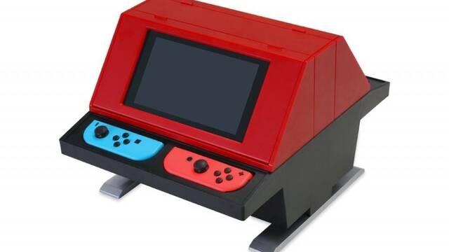 Anunciado un mueble que convierte a Switch en una máquina arcade