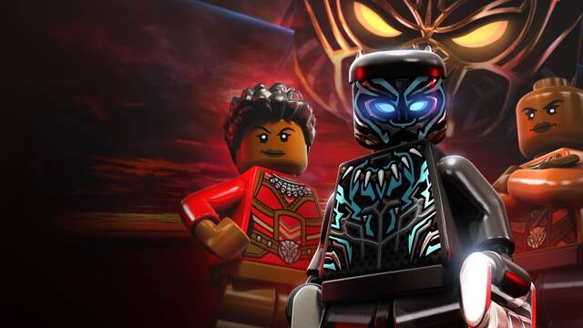 El mundo de Black Panther ya está disponible en LEGO Marvel Super Heroes 2