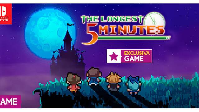 The Longest Five Minutes estará disponible en exclusiva en GAME