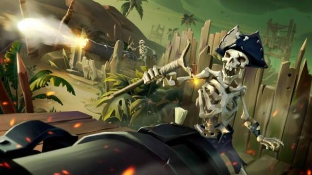 Sea of Thieves prepara otro abordaje mañana en forma de beta cerrada