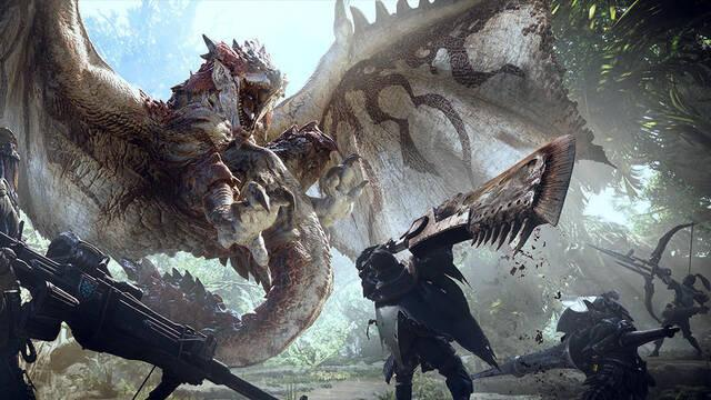 Monster Hunter World ya ha superado las ventas que esperaba Capcom