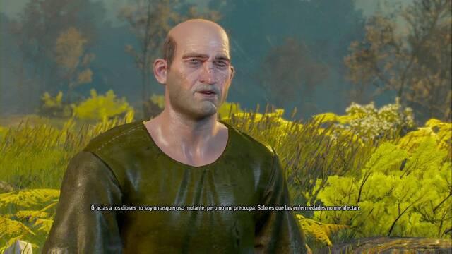 Mercancías peligrosas - The Witcher 3: Wild Hunt