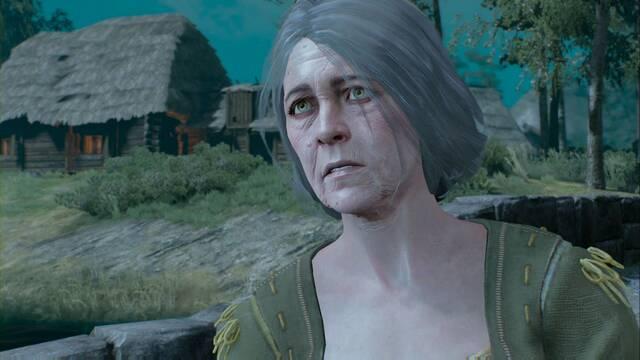 Ritual de despedida - The Witcher 3: Wild Hunt