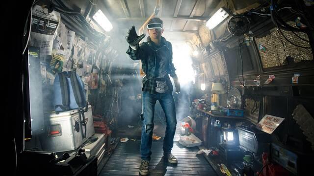 La espectacular película Ready Player One se muestra en un nuevo tráiler