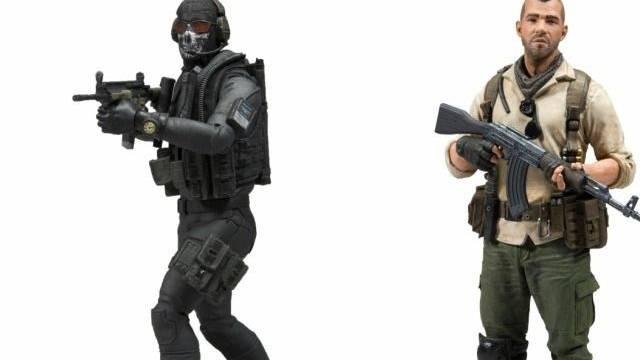 McFarlane presenta su nueva línea de figuras basadas en Call of Duty