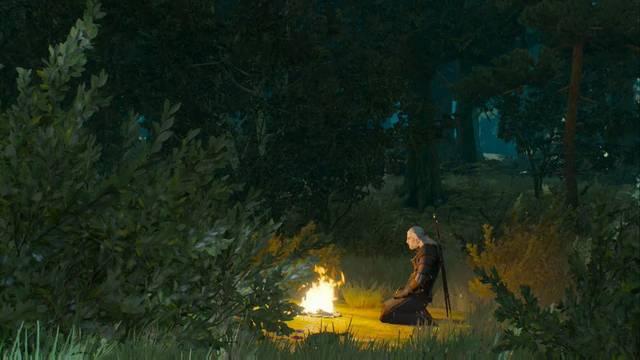 Jenny de los bosques - Contrato en The Witcher 3: Wild Hunt