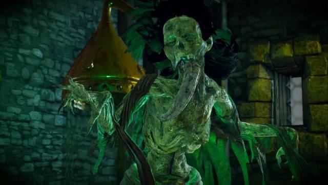 Una torre llena de ratones - The Witcher 3: Wild Hunt