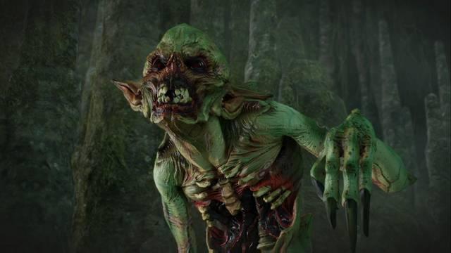 La cosa del pantano - Contrato en The Witcher 3: Wild Hunt