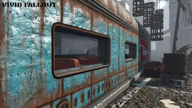 Vivid Fallout recopila los mejores mods de texturas para Fallout 4