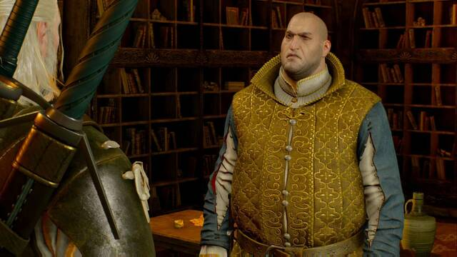 Gwynt: Jugadores de la gran ciudad - The Witcher 3: Wild Hunt